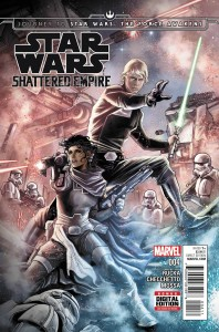 Journey to Star Wars: The Force Awakens: Shattered Empire #4 (21.10.2015)