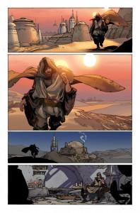 Star Wars #7 Vorschauseite 3
