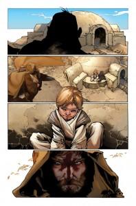 Star Wars #7 Vorschauseite 4