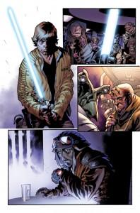 Star Wars #8 Vorschauseite 3