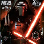 Star Wars: The Force Awakens: First Order - Ultimate Coloring & Activity Book (04.09.2015)