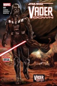 Star Wars: Vader Down #1 (11.2015)