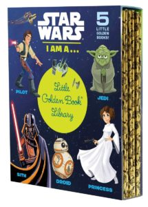 Star Wars: I Am a...Little Golden Book Library (06.09.2016)