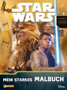 Star Wars: Das Erwachen der Macht: Mein starkes Malbuch (20.01.2016)