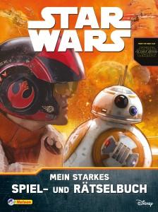 Star Wars: Das Erwachen der Macht: Mein starkes Spiel- und Rätselbuch (20.01.2016)