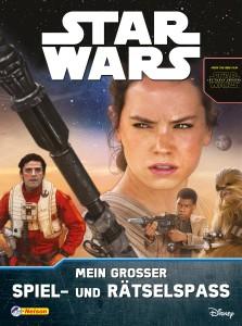 Star Wars: Das Erwachen der Macht: Mein großer Spiel- und Rätselspaß (20.01.2016)