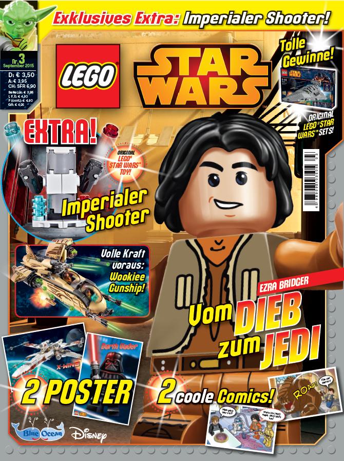 LEGO Star Wars Magazin #3 (29.08.2015)