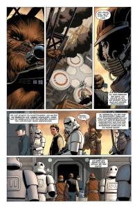 Star Wars #1 Vorschauseite 3