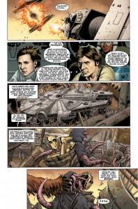 Star Wars #2 Vorschauseite 2