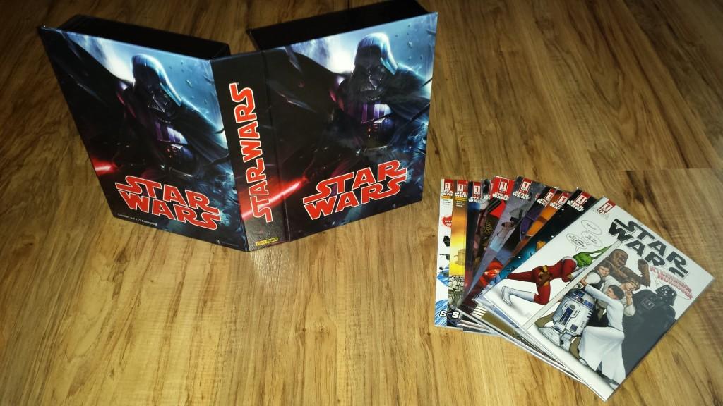 Sammelbox zum Star Wars-Comic-Tag - Bild 1