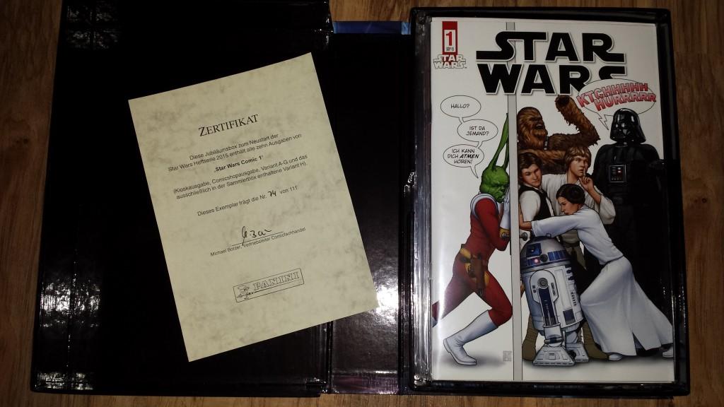 Sammelbox zum Star Wars-Comic-Tag - Bild 2