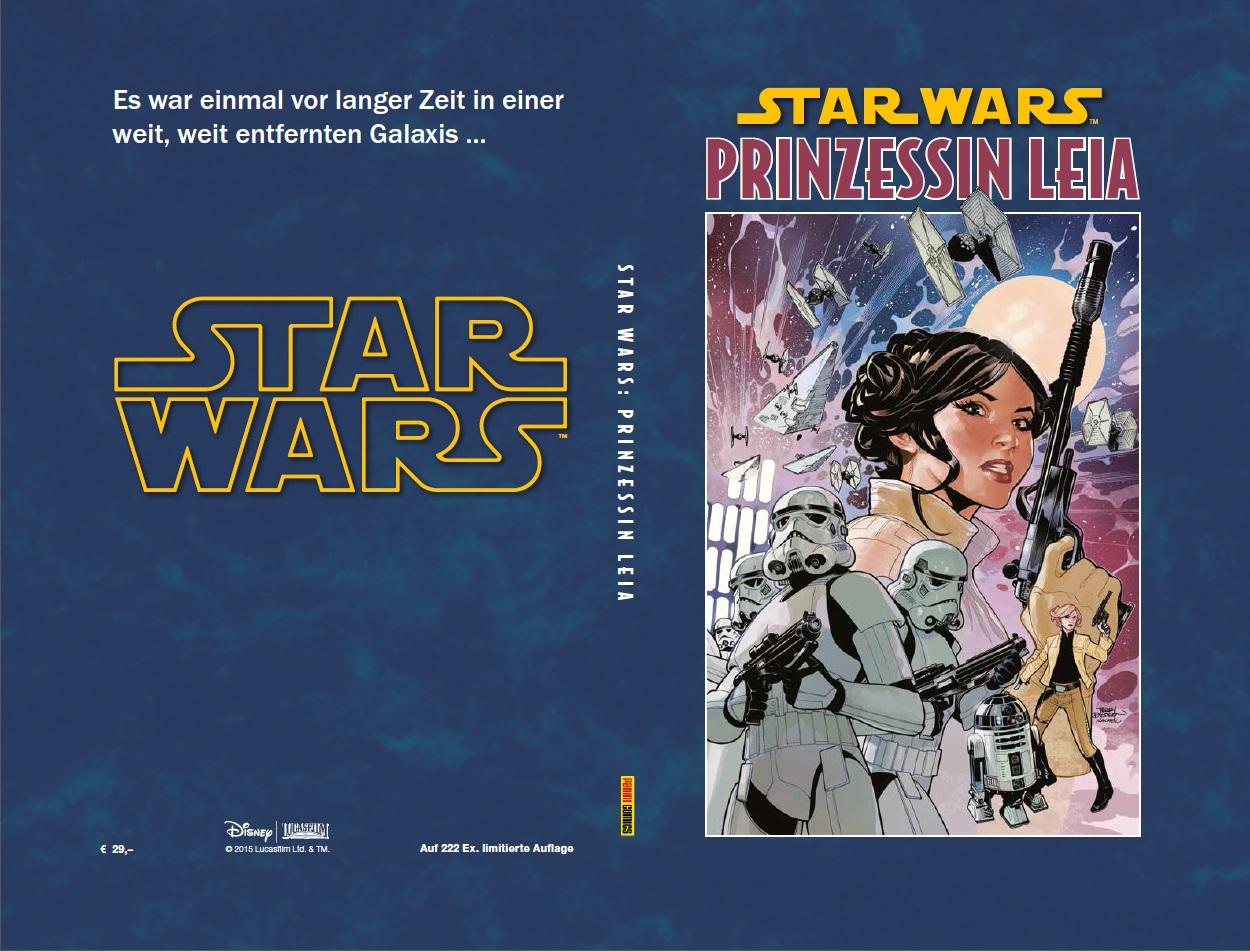 Prinzessin Leia (Limitiertes Hardcover)