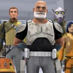 Star Wars Rebels - Rex und die Ghost-Crew