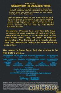 Star Wars #8 Vorschauseite 1