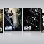 Star Wars Saga Steelbooks