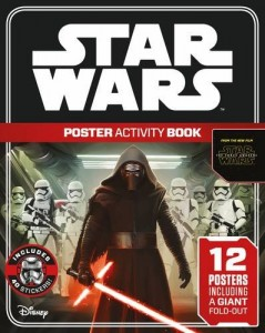 Star Wars: The Force Awakens Poster Activity Book (18.12.2015)