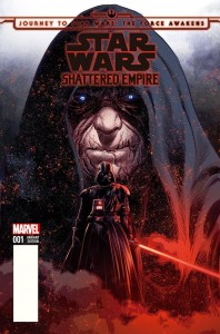 Shattered Empire #1 (Mike Deodato Comic Pop Variant Cover) (09.09.2015)