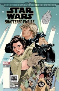 Shattered Empire #1 (Terry Dodson 2nd & Charles/Books-A-Million Variant Cover) (09.09.2015)