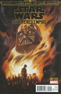 Shattered Empire #1 (Julian Totino Tedesco DHC Variant Cover) (09.09.2015)