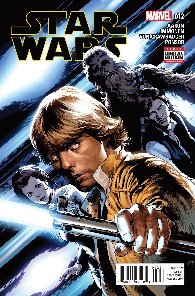 Star Wars #12 (18.11.2015)