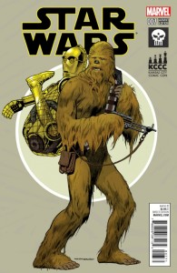 Star Wars #7 (Kevin Nowlan Elite Comics/KCCC Variant Cover) (07.08.2015)