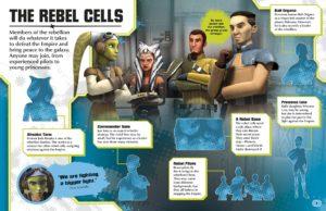 Star Wars Rebels: Gefährliche Duelle - Stickerbuch - Vorschauseite 1