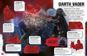 Star Wars Rebels: Gefährliche Duelle - Stickerbuch - Vorschauseite 2