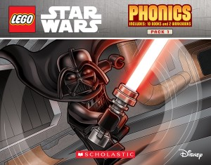 LEGO Star Wars: Phonics Boxed Set (28.06.2016)