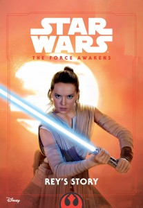 Star Wars: The Force Awakens: Rey's Story (16.02.2016)