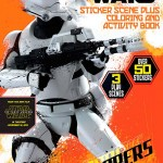 Star Wars: The Force Awakens: Troopers - Sticker Scene Plus Coloring & Activity Book (04.09.2015)