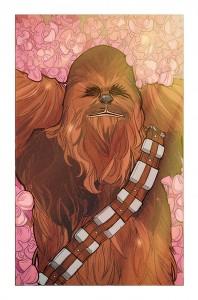 Chewbacca #1 - Vorschauseite 1