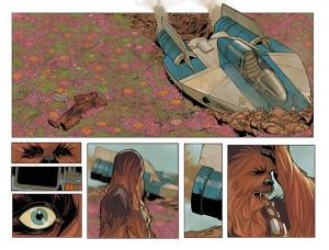 Chewbacca #1 - Vorschauseite 2