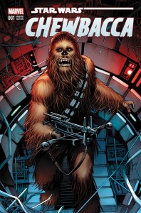 Chewbacca #1 (Dale Keown AOD Collectables Variant Cover) (14.10.2015)
