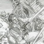 Chewbacca #1 (Alex Ross Sketch Variant Cover) (14.10.2015)