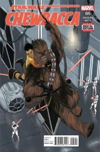 Chewbacca #5 (30.12.2015)