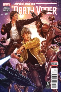 Darth Vader #14: Vader Down, Part 4 (23.12.2015)