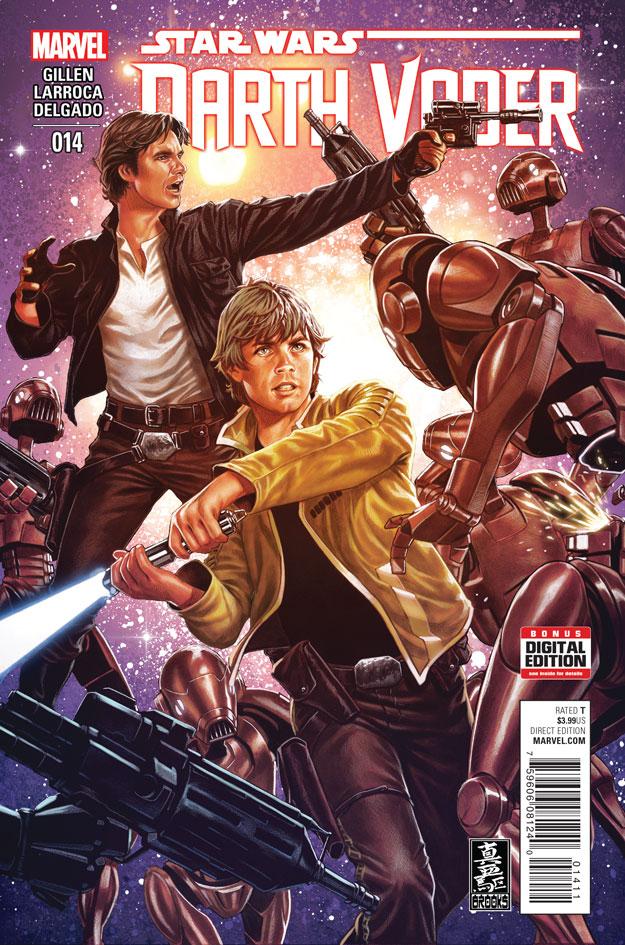 Darth Vader #14: Vader Down, Part 4 (23.12.2015)