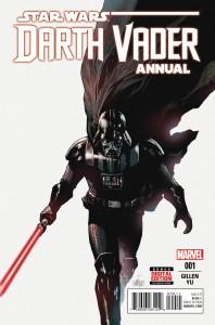 Darth Vader Annual #1 (16.12.2015)