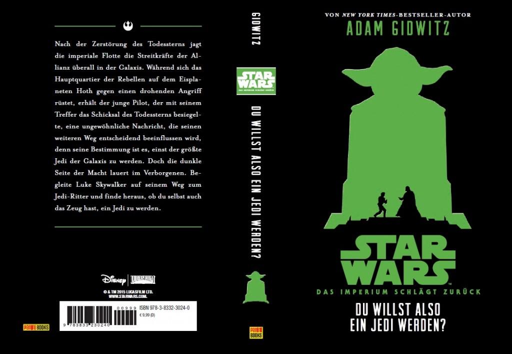 Star Wars: Das Imperium schlägt zurück - Du willst also ein Jedi werden? (12.10.2015)