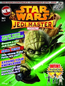 Jedi Master Magazine #1 (18.11.2015)