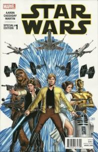 Star Wars #1 (Five Below Special Edition) (04.09.2015)