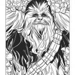 Phil Notos Chewbacca-Skizzen, Bild 3