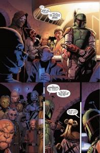 Star Wars #3 - Vorschauseite 1