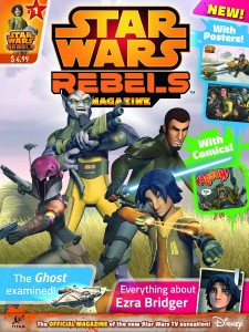 Star Wars Rebels #1 (11.11.2015)
