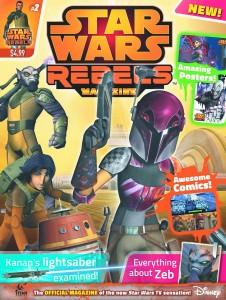 Star Wars Rebels #2 (16.12.2015)