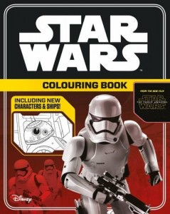 Star Wars: The Force Awakens Colouring Book (18.12.2015)