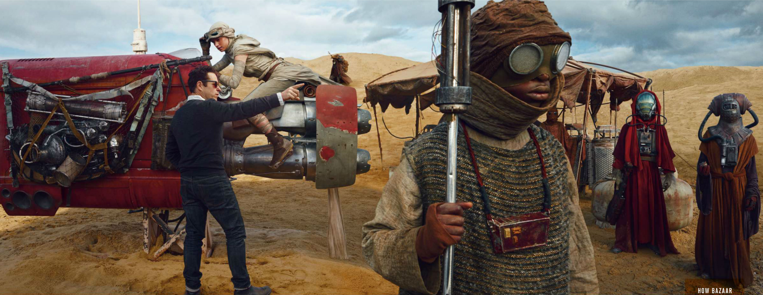 Sarco Plank in The Force Awakens