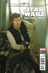 Shattered Empire #3 (Movie Variant Cover) (14.10.2015)