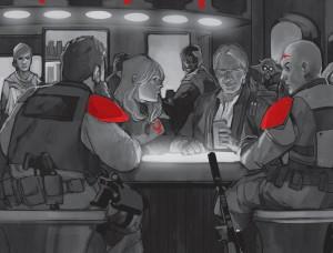 Der alte Han in <em>Smuggler's Run</em>