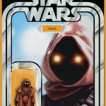 Star Wars #10 (Action Figure Variant Cover) (07.10.2015)